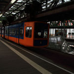 Ankunft Station Vohwinkel