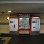 Fahrkarten-Automat