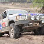 Unser ex Rallye Trooper, geniales, gutmütiges Auto