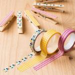 129314 - Designer-Motivklebeband (Washi Tape) - 4,46 € statt 5,95 €