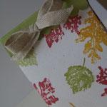 One-Sheet-Geschenktüte Gently Falling