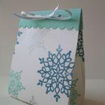 One-Sheet-Geschenktüte Festive Flurry