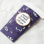 Originelle Idee, der Keks zum Herausziehen! Danke, Maria - http://mycraftwaytohappiness.blogspot.de/