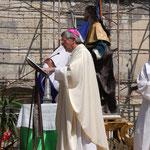 Vescovo Mons. Gianfranco De Luca