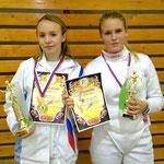Вера Широва и Наталия Кириллова