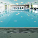 Pool im body + soul Center, München - Trudering