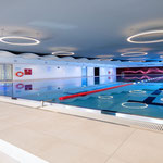 Pool im body + soul Center, München - Sendling