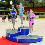 City of Light Eindhoven Pre Basic Novice B Sarah Moors 1ste plaats