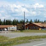 Schnapsladen in Tok / Alaska