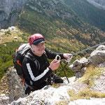 Insider-Klettern