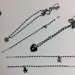 Catena rosario e pendenti
