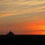 repos du Mont Saint Michel