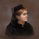 Minna Cauer illustriert von Kristina Gehrmann