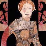 Lou Andréas-Salomé illustriert von Florence Dailleux