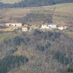 Trois communes : St Laurent - St Sixte - L'Hôpital
