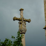 St Laurent Rochefort - Croix du XVI° siècle - Piéta