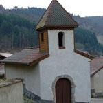 Collet - Chapelle consacrée en 1603