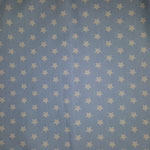 b1 hellblau-weiß sterne