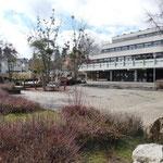 Gemeinsamer Pausenhof mit der Realschule