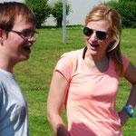 Paul und Frau Merz