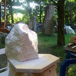 Istrischer Marmor (aus Brac, Christian Koller)