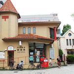 2-1-5.中川駅前の郵便局と交番