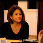 En Interview pour France Bleu Breizh Izel  à l'hôtel des Sables Blancs à Concarneau©Bretagneaucoeur.com