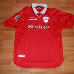 #20 - Solskjaer - UEFA Champions League - The Final 1999