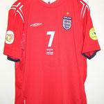 #7 - David Beckham vs. Croatia 21-06-2004