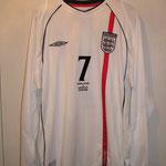 #7- David Beckham vs. Greece 6-10-2001