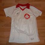 #12 - match worn Silvano Bianchi