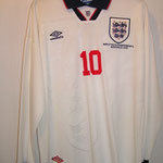 #10 - Jamie Pollock - match worn - World Youth Championships Australia 1993