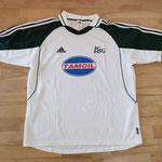 #15 - Pascal Jenny worn vs. SC Freiburg 2001 UEFA-Cup