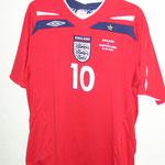 #10 Steven Gerrard vs. Switzerland 06.02.2008