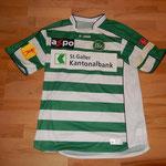 #17 - Marc Zellweger - zweitletztes Spiel gegen Neuchâtel Xamax - mit Captainbinde!