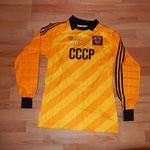 Signiert von Rinat Dassajew, im Hotel Säntispark, als Russland gegen Liechtenstein gespielt hat.