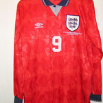 #9 - Nick Barmby - match worn - World Youth Championships Australia 1993