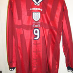 #9 - Michael Owen - match worn