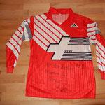 #6 - matchworn und signiert von Marcel Koller, Grasshopper-Club Zürich