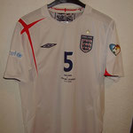 #5 - Sheperd - England vs. England Legends 23-5-2006