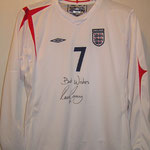 #7 - Karen Carney - match worn