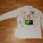 #15 - Keith Alexander match worn benefit game
