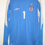 #1 - Graham Smith - match worn vs. Iran