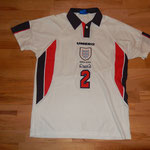 #2 - Lee Dixon - match worn