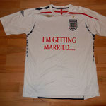 I'm getting married...