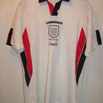 #8 - Lee Sharp - match worn