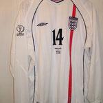 #14 - Jamie Carragher vs. Brazil 21-6-2002