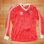 Geschenk der chilenischen Nationalmannschaft, aus dem Spiel Schweiz - Chile in St. Gallen, Espenmoos