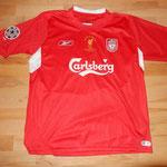 #8 - Gerrard - The Final Istanbul 2005 - Champions League