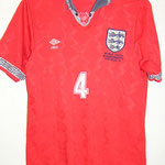 #4 - Chris Kavanagh - match worn - World Youth Championships Portugal 91